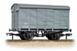 38-080B Bachmann Branchline 12 Ton Southern 2+2 Planked Ventilated Van LMS Grey
